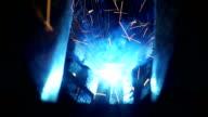 Welding Irons in Metal Industry video