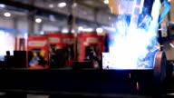 Welding Robot video