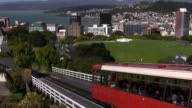 Wellington, New Zealand with Cable Car video