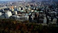 HD AERIAL: West Manhattan video