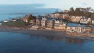 West Seattle Alki Point video