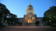 West Virginia State Capitol video