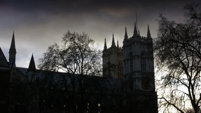 Westminster Abbey Church (London, England) video