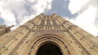 Westminster Abbey - London, England - Spire View video