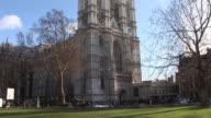 Westminster Abbey, London - HD video