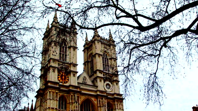 Westminster Abbey, London video