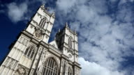 Westminster Abbey time lapse video