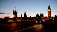 Westminster Bridge, London, England video
