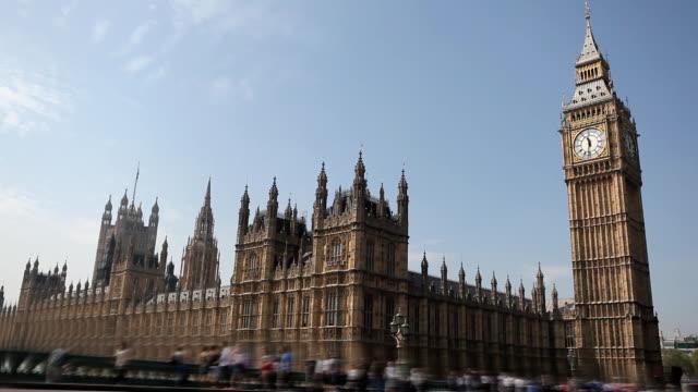 Westminster bridge video
