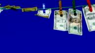 Wet dollars video