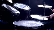 Wet Drums video