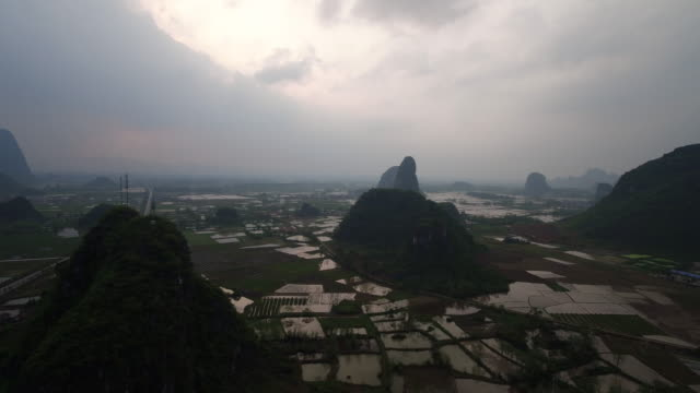 Wetland park,Guilin,Guangxi,China video