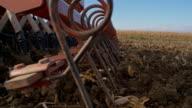 SLO MO Wheat Seeder video