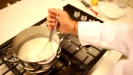 Whipped Cream making video