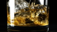 Whiskey on Ice Close-Up video