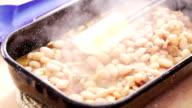 White bean video