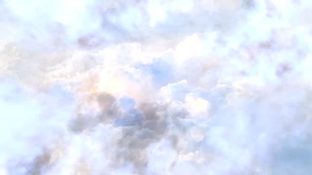 White Heaven Background video