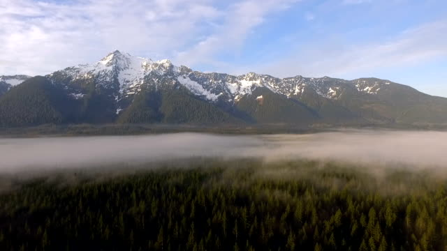 White Horse Mountain Cascade Range Boulder River Wilderness Baker Snoqualmie National Forest video
