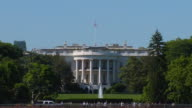 HD White House ZoomIn_1 (1080/24P) video