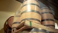 White oak barrels video