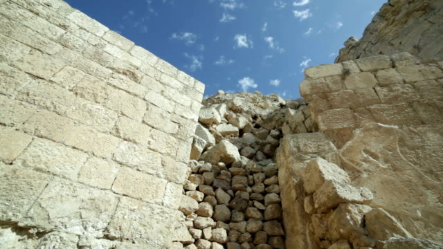 White Ruins of the old city video