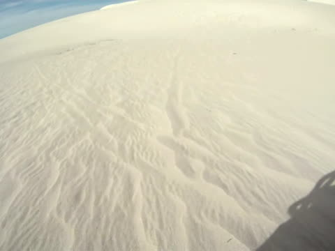 NTSC: White Sand Off Road Driving video