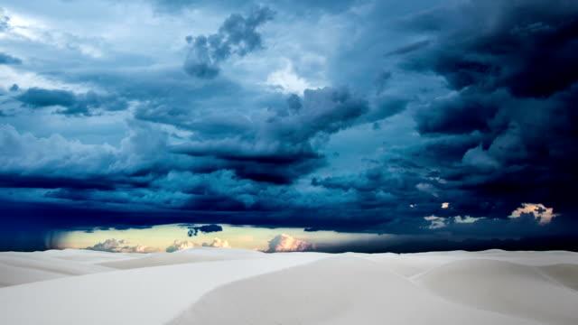 White Sands National Monument timelapse VETTA video