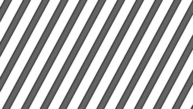 White strips Background video