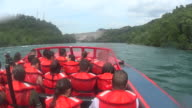 White Water Jet Boat Ride video