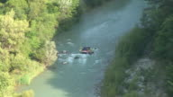 HD: White Water Rafting video