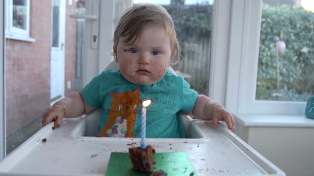 Who Ate All The Birthday Cake video