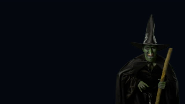HD Wicked Witch video