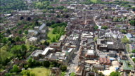 Winchester  - Aerial View - England,  Hampshire,  Winchester District,  United Kingdom video