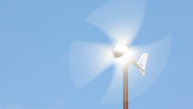 Wind energy generator video
