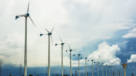 Wind energy turbines are one of the cleanest video