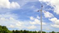 Wind energy - turbines video