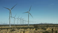 Wind Farm in California video