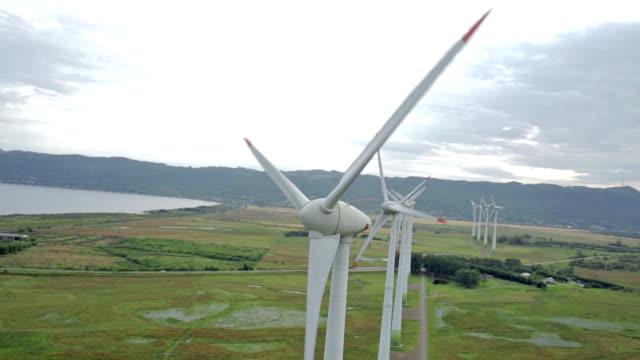 Wind Farm video