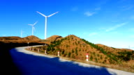 Wind power plant video