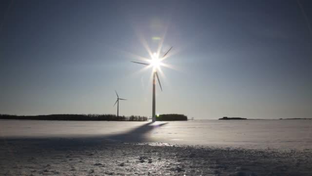 Wind Power video
