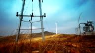 Wind Trubine video