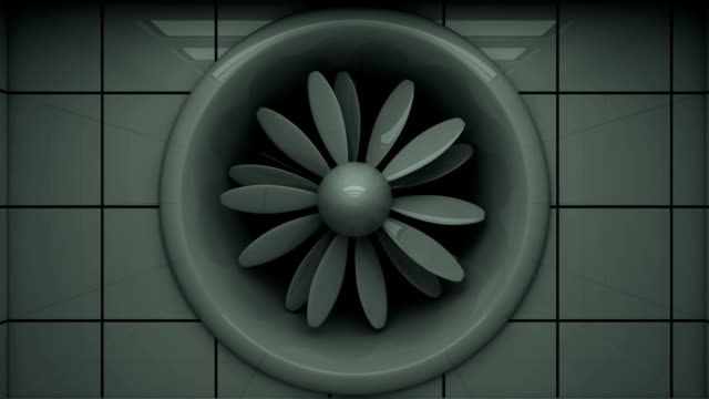 wind tunnel (HD, Loop/Cycle, Alpha) video
