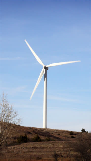Wind Turbine 4 video