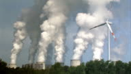 Wind turbine and power plant video