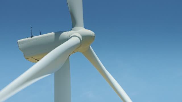 Wind Turbine Hub video