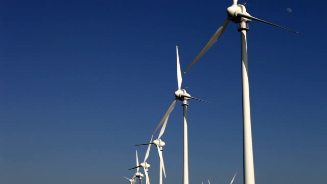 HD: Wind Turbine video
