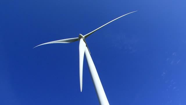 Wind turbine video