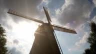 Windmill in Netherland video