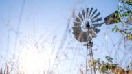 LS LA DS Windmill In Savannah video