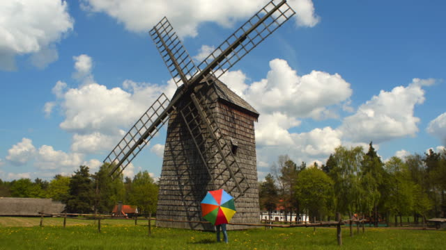 windmill video